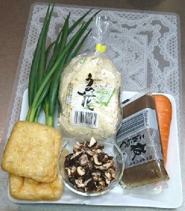 卯の花の炒り煮