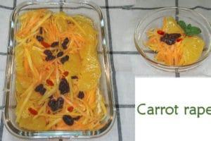 作り置き薬膳の定番【キャロットラペ】は胃を丈夫にし肝機能アップ!