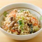 【卯の花の炒り煮】日本の代表する栄養食「大豆のおから」ダイエット食に!作り置き