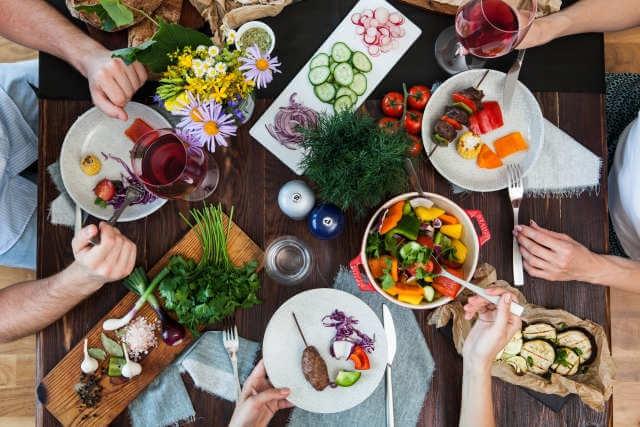 日本人DNA体質を生かした食事!遺伝子からみた正しい生活習慣!