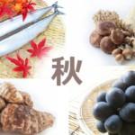 秋の養生法|食べておきたい旬のおいしい食材と薬膳ポイント3つ